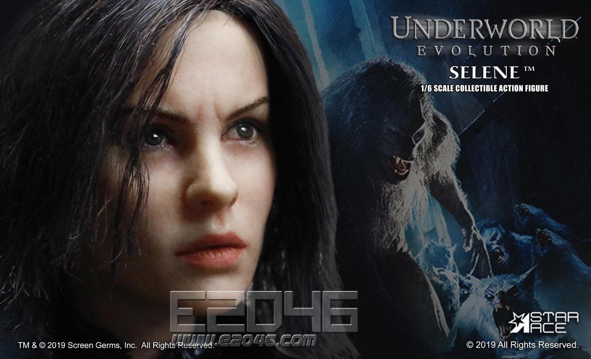 Selene Blue-eyed Version (DOLL)