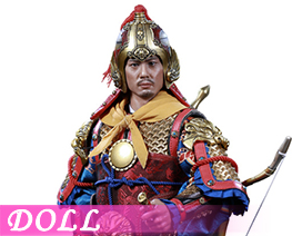 DL1859 1/6 Imperial Guards Golden Armor (DOLL)