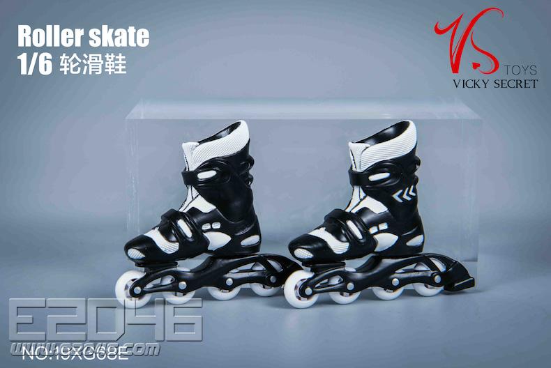 Roller Skates E (DOLL)