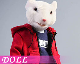 DL3647  Mouse Backpack Version (DOLL)