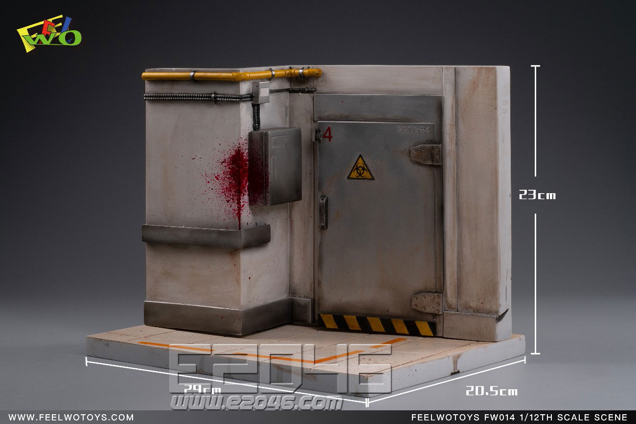 Scene Of Nuclear Factory (DOLL)