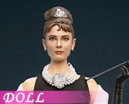 DL3851  Audrey Hepburn Statue Deluxe Version (PVC)