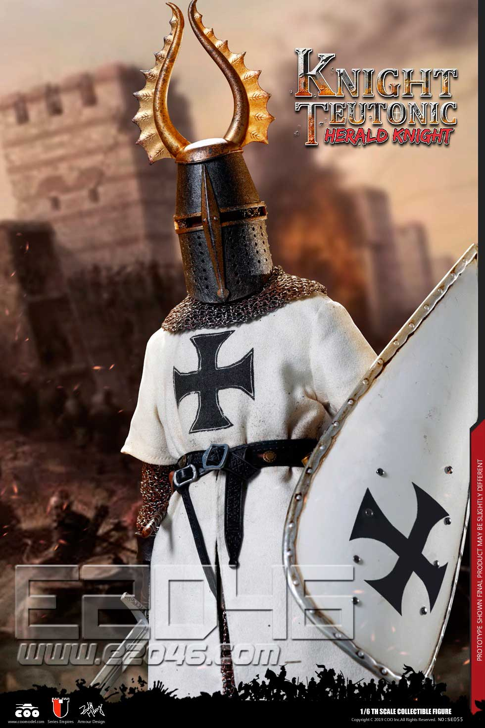 Herald Of Knights Teutonic (DOLL)