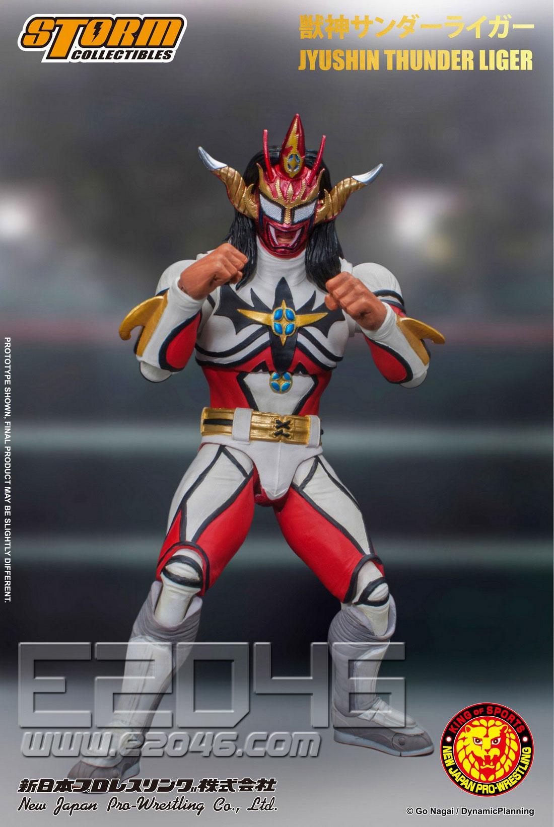 Jyushin Thunder Liger (DOLL)