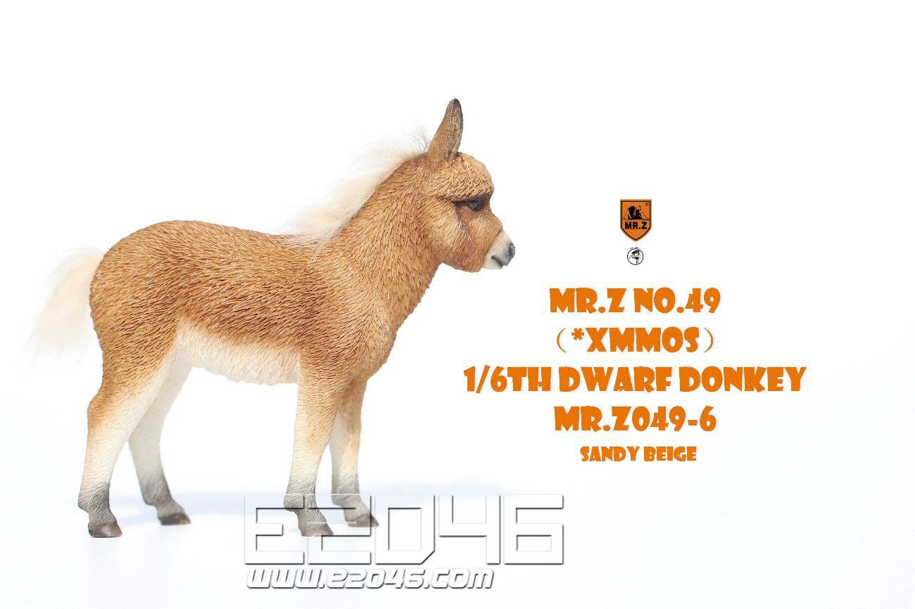 Dwarf Donkey F (DOLL)