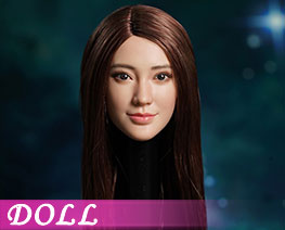 DL3741 1/6 Female Head C (DOLL)