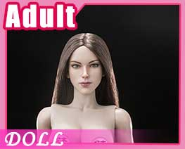 DL1442 1/6 Supermodel Head Sculpt Female Body Set B (DOLL)