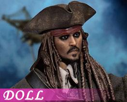 DL3146 1/9 Jack Sparrow (DOLL)