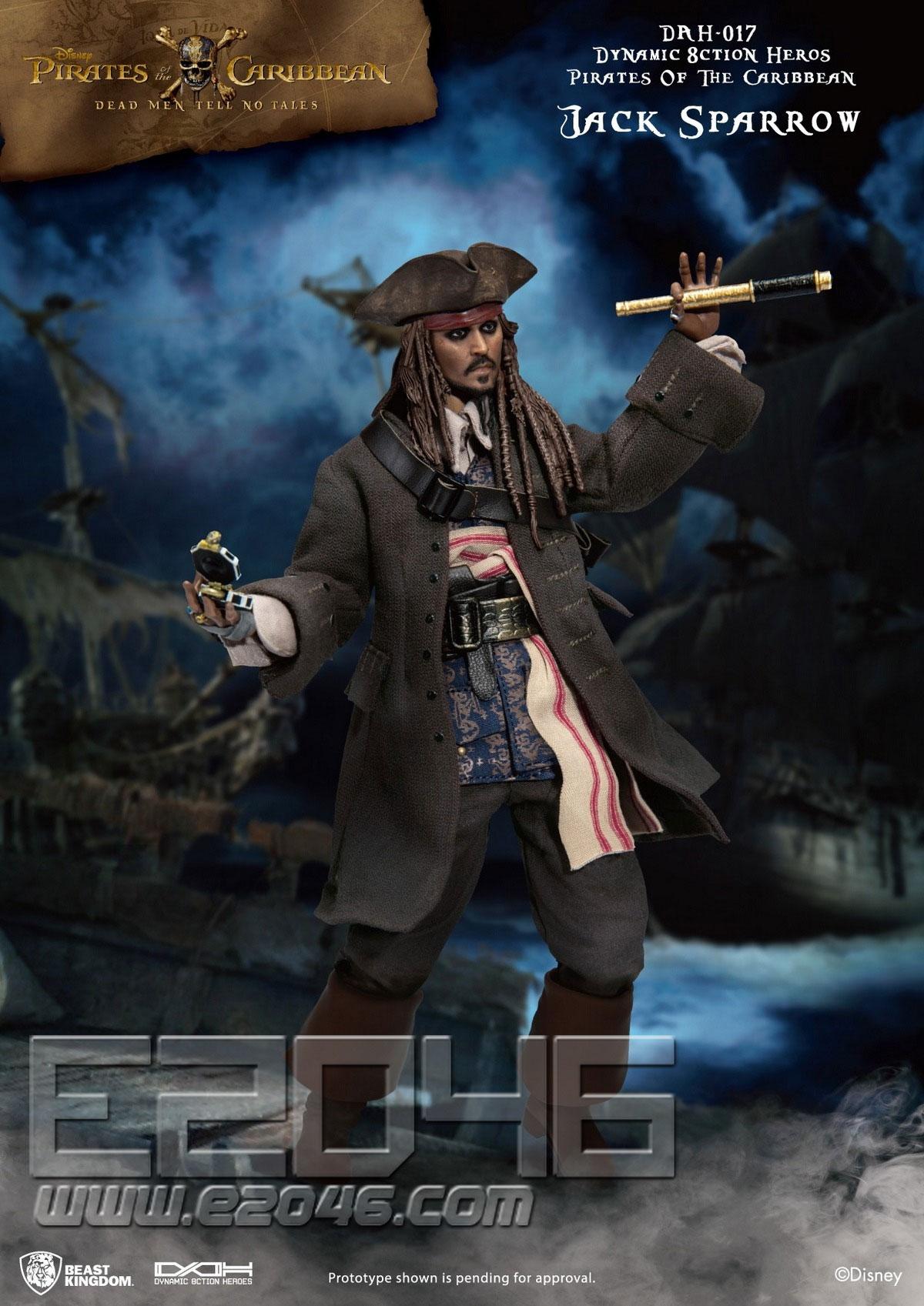 Jack Sparrow (DOLL)