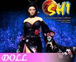 DL0717 1/6 Female Ninja Asia (Doll)