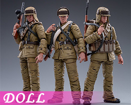 DL4892 1/18 Chinese people's Volunteer Army Winter Uniform (DOLL)