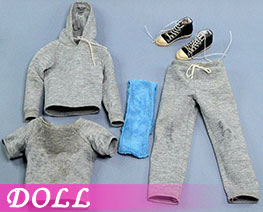 DL2270 1/6 Training Suit (DOLL)