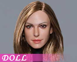 DL1661 1/6 Hollywood beauty star head E (DOLL)