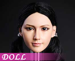 DL1479 1/6 Beauty Head Carving C (DOLL)