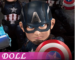 DL2600  Captain America (DOLL)