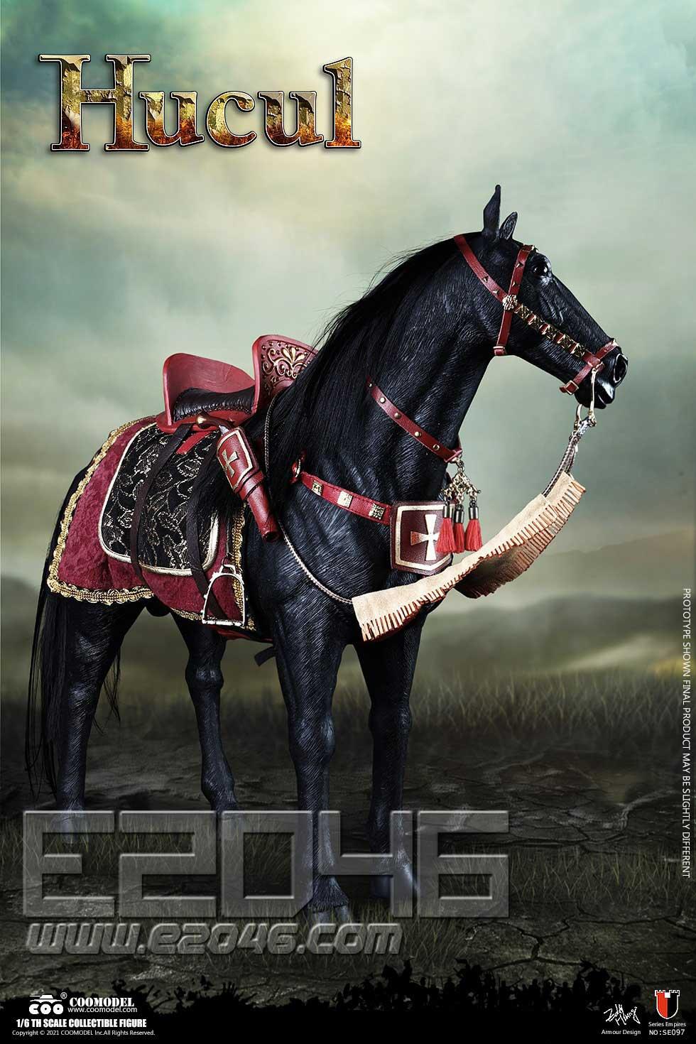 Hooker War Horse (DOLL)