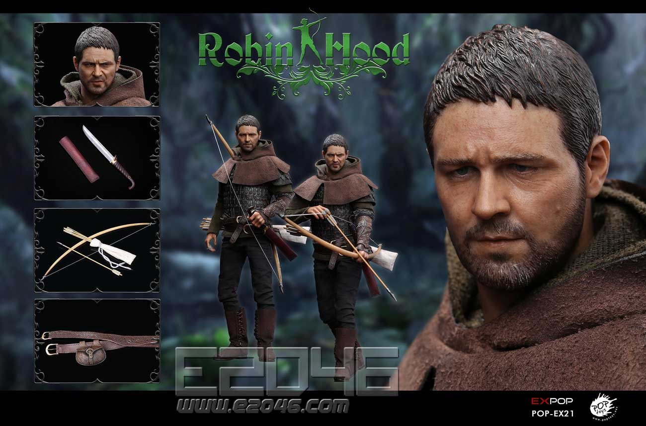 Chivalrous Robin Hood (DOLL)
