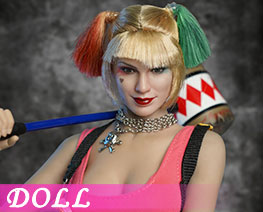 DL2766 1/6 Female Clown Harness (DOLL)