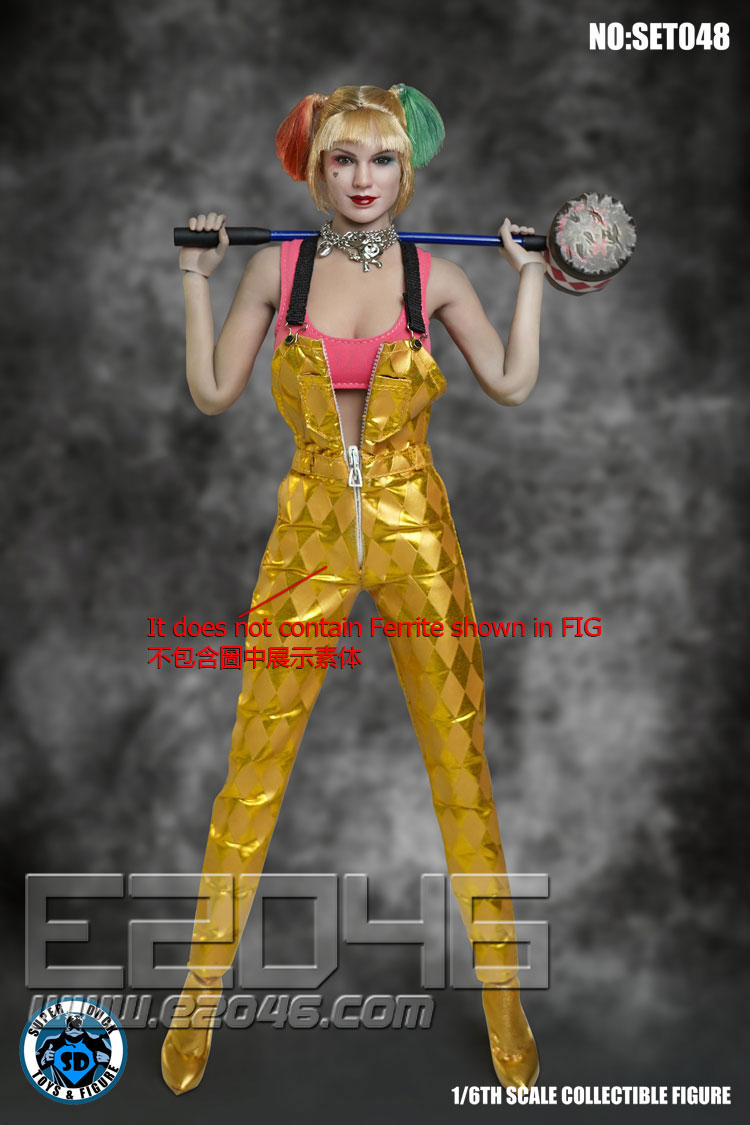 Female Clown Harness (DOLL)