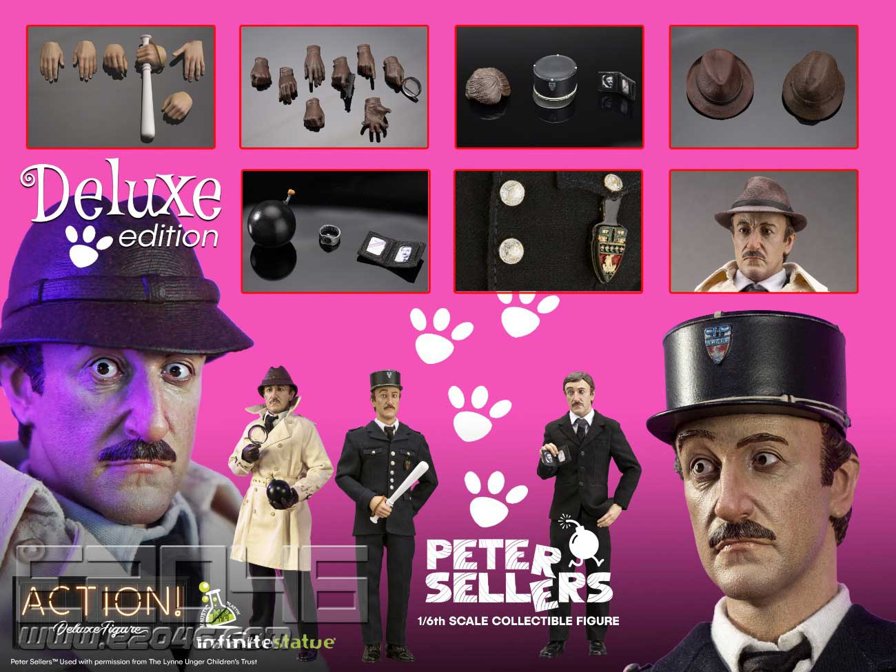 Peter Sellers Suit (DOLL)
