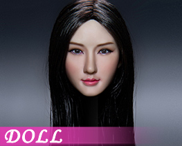 DL1321 1/6 Female Head sculpt C (Doll)