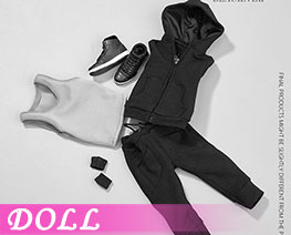 DL2840 1/6 Mens Sportswear B (DOLL)