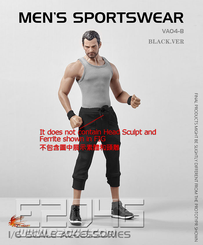 Mens Sportswear B (DOLL)