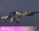 DL0874 1/6 SOPMOD II M4套装 B (人偶)