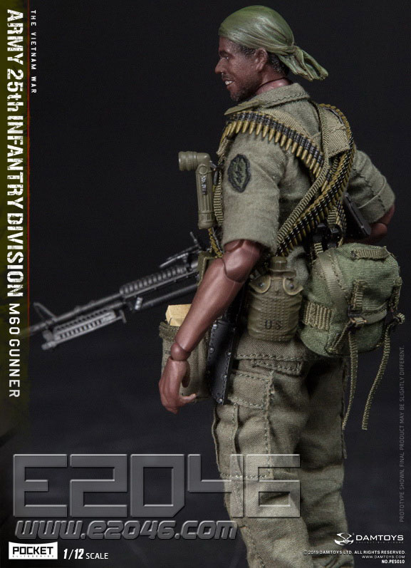 Machine Gunner (DOLL)