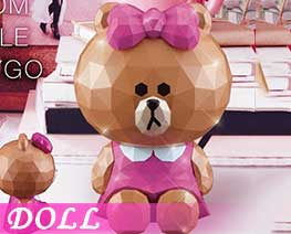 DL2734  Choco Sitting Version (DOLL)