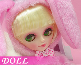 DL0125 1/6 Pink Rabbit (Dolls)