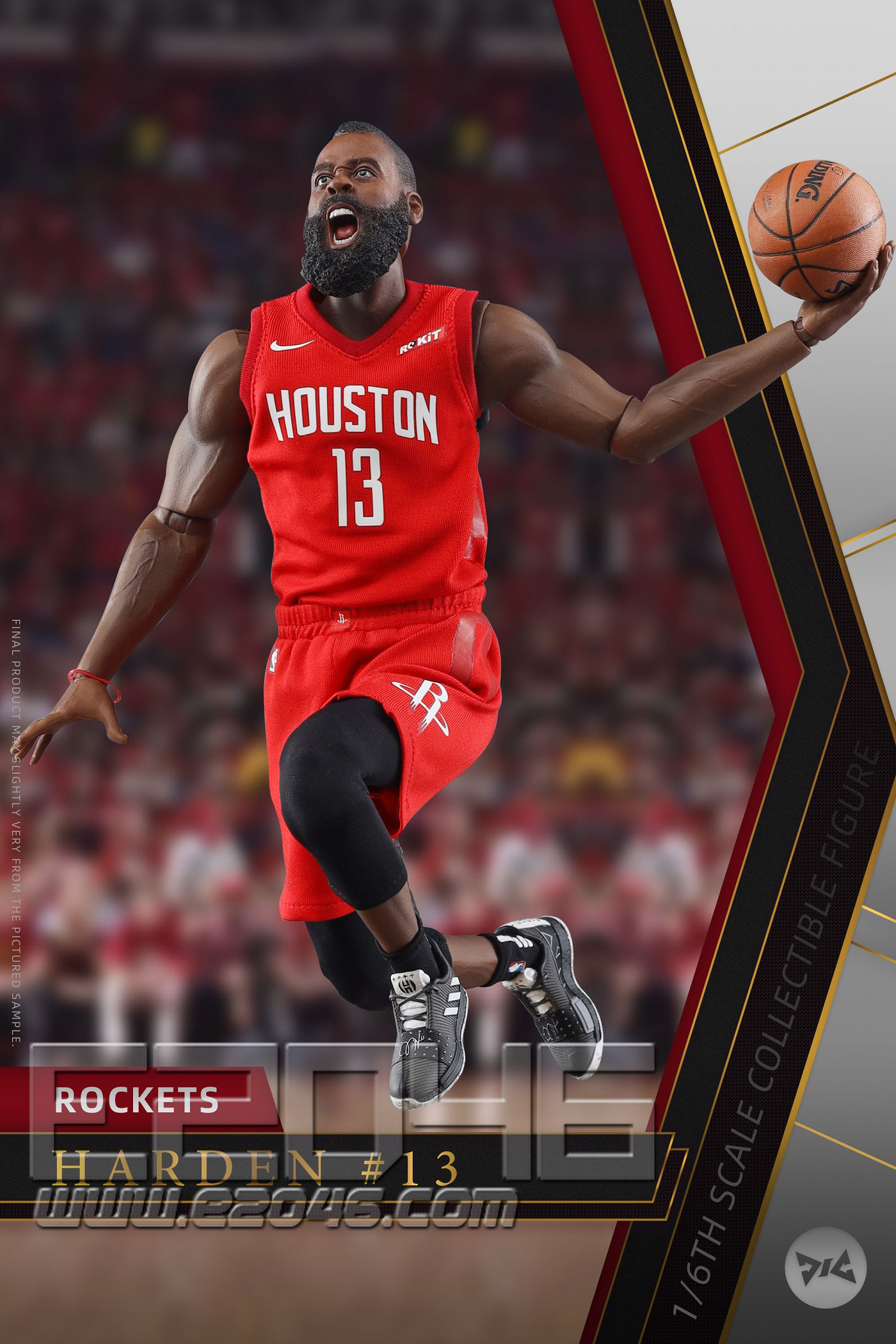 Harden Normal Edition (DOLL)
