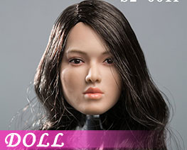DL3551 1/6 AsianFemale Head F (DOLL)