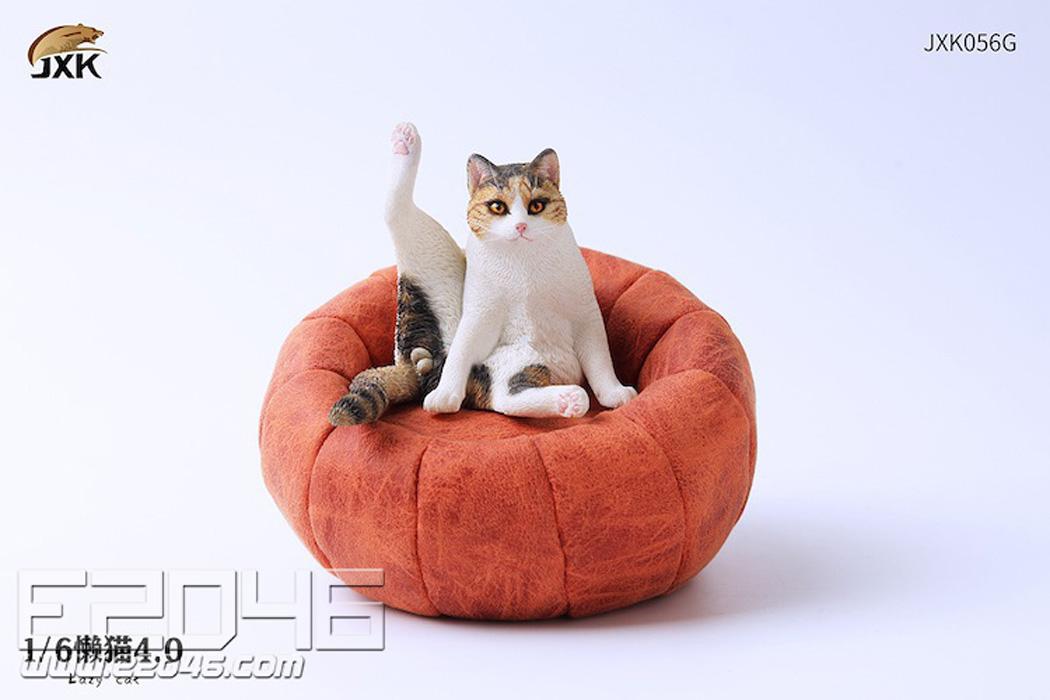 Lazy Cat G (DOLL)