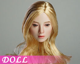 DL1902 1/6 Movable Female Head B (DOLL)
