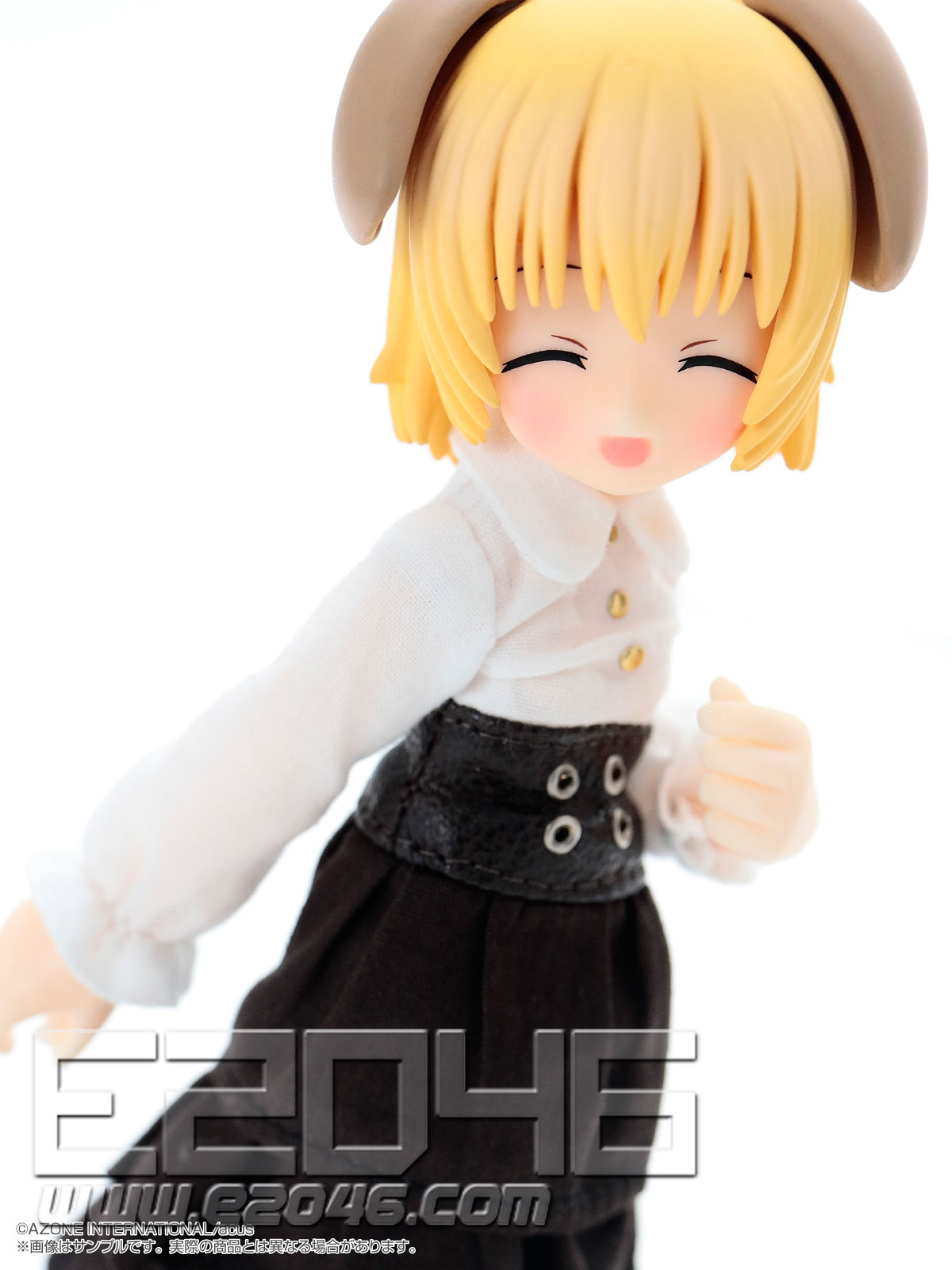 Waffle Exploration Clothes (DOLL)