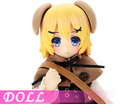 DL2687 1/12 Waffle Exploration Clothes (DOLL)