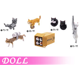 DL2644 1/12 Cats Mechanical Library (DOLL)