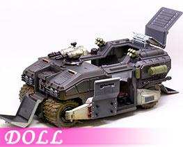 DL2574 1/25 猛犸多功能装甲车 (人偶)