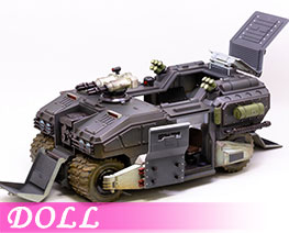 DL2574 1/25 猛獁多功能裝甲車 (人偶)