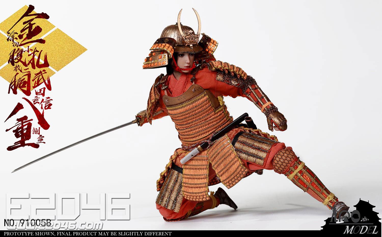 Takeda Shingen Side Room Badong Deluxe Version (DOLL)
