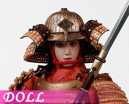 DL3918 1/6 Takeda Shingen Side Room Badong Deluxe Version (DOLL)