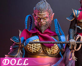 DL2887 1/12 Monkey King Standard Edition (DOLL)