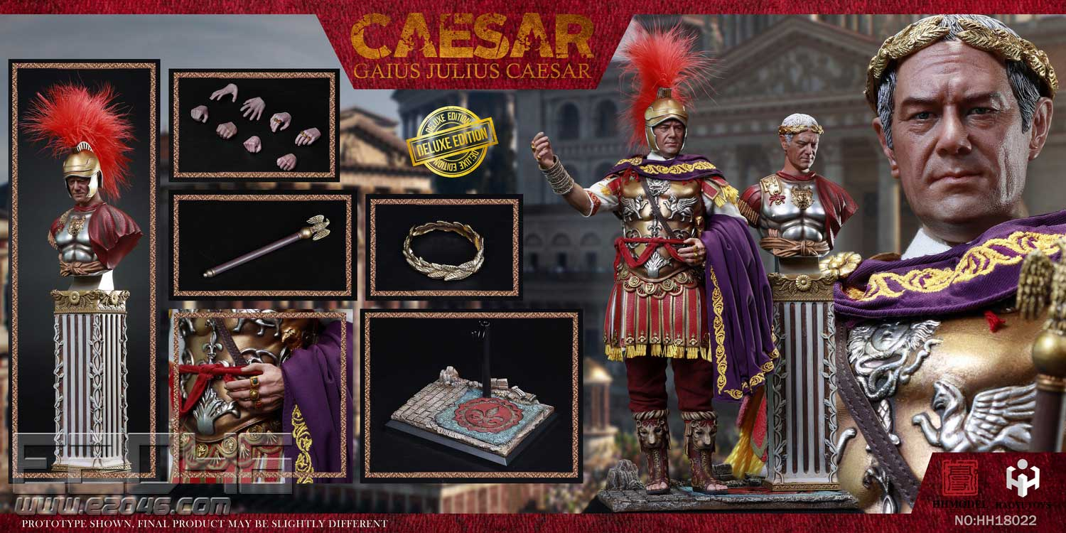 Julius Caesar Deluxe Version (DOLL)