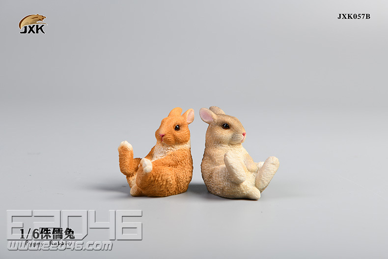 Dwarf Rabbit B (DOLL)