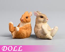 DL4454 1/6 Dwarf Rabbit B (DOLL)