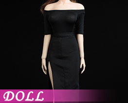 DL3202 1/6 Womens Dress Suit 2.0 A (DOLL)