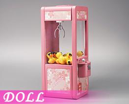 DL4976 1/12 Crane Machine (DOLL)