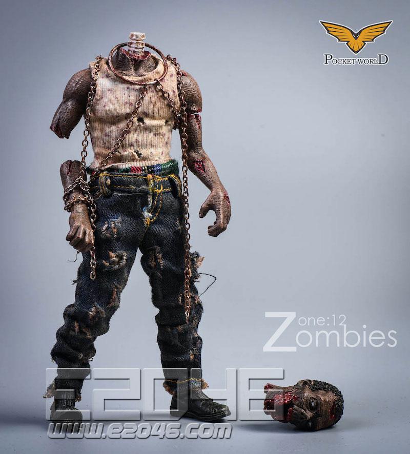 Zombie C (DOLL)
