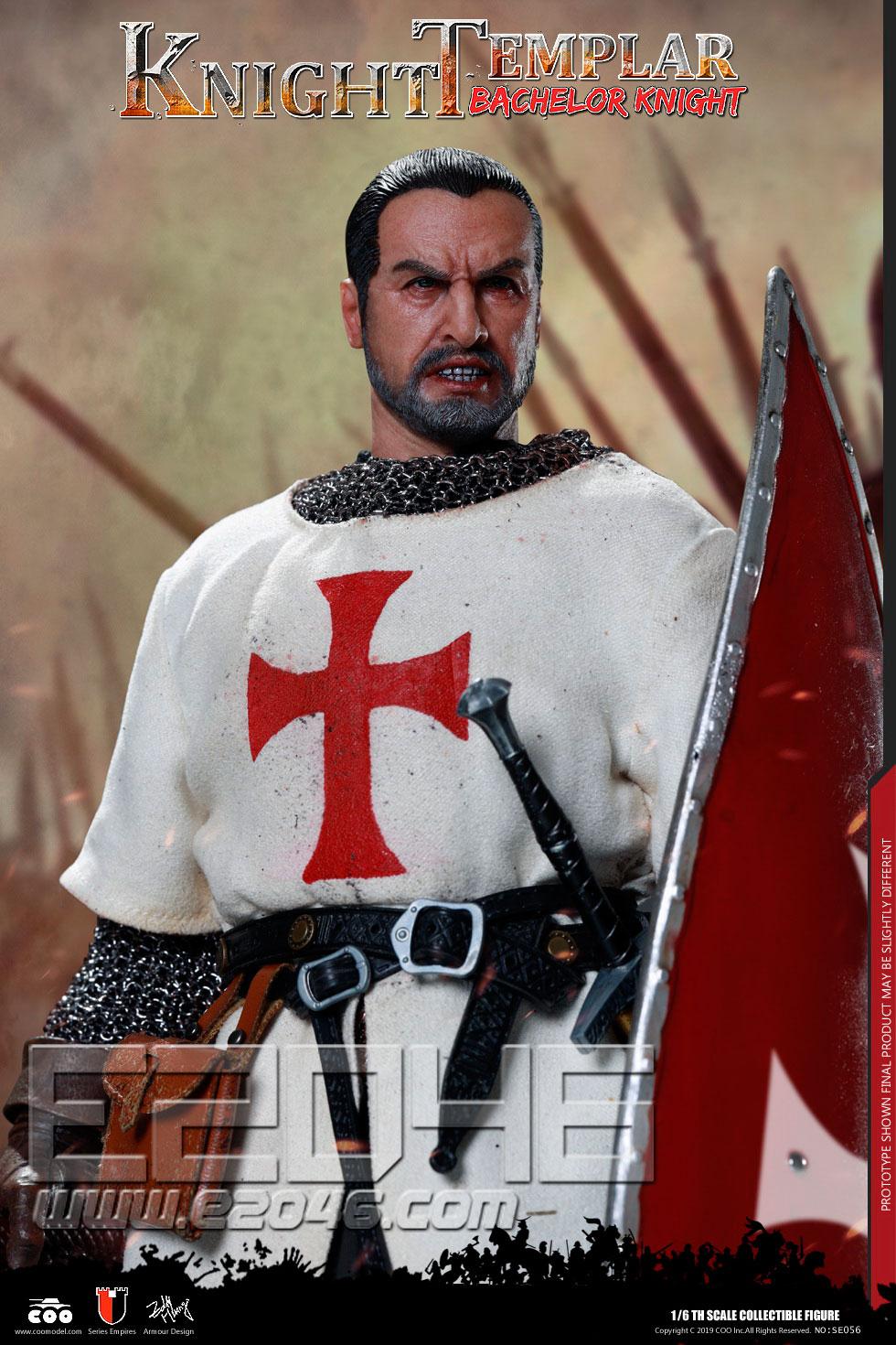 Bachelor Of Knights Templar (DOLL)